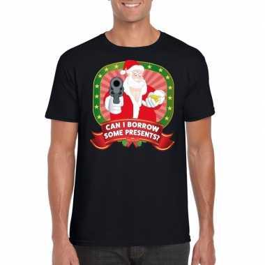 Goedkope foute kerstmis trui zwart can i borrow some presents voor ma