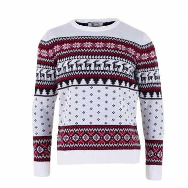 Goedkope nordic kerst sweater voor volwassenen