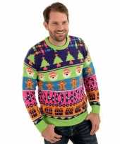 Goedkope kerstmis trui sweet mashup 10095488