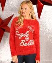 Goedkope kerstmis trui tingle my bells