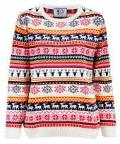 Goedkope nordic kerst sweater dames